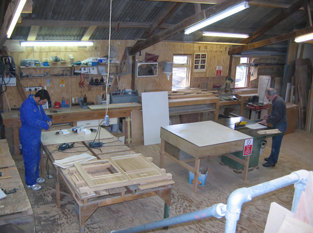 Making Joinery